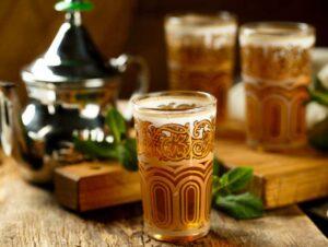 मोरक्कन चाय