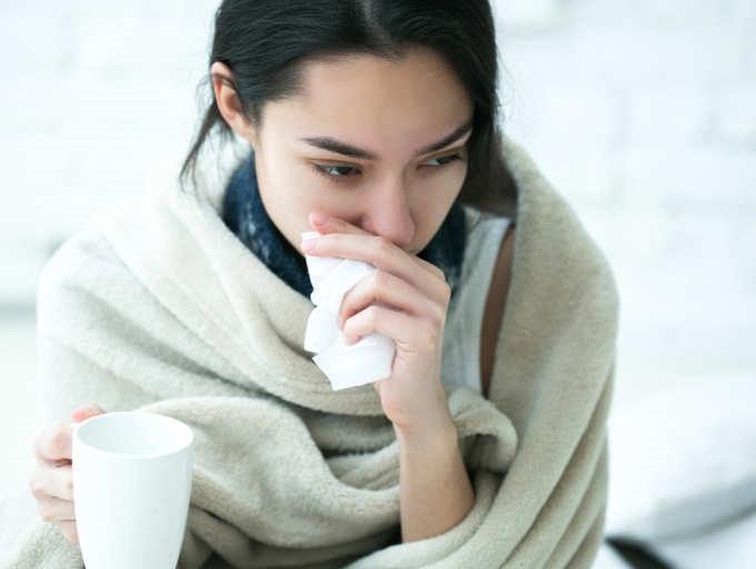सर्दी से जल्द राहत पाने के लिए