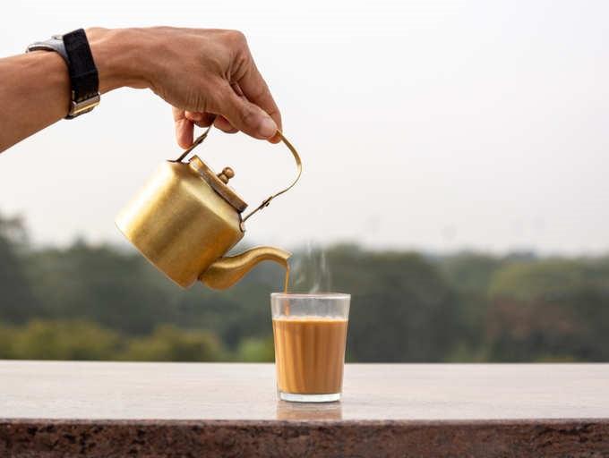 कितनी चाय अधिक होती है